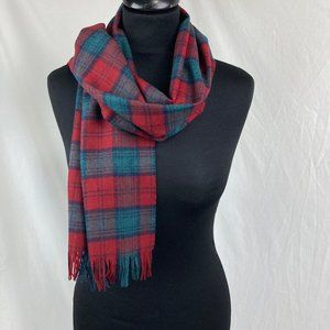 Pendleton Authentic Lindsay Tartan Virgin Wool
